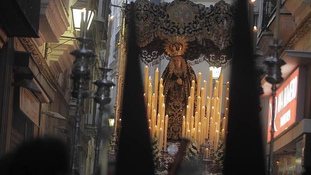 Servitas Cadiz Semana Santa