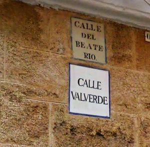 Calle Beaterio Valverde