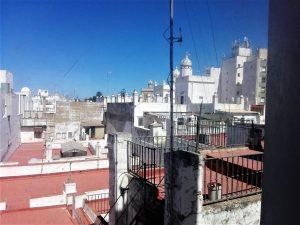 Torre mirador Casa Pinillos Cádiz