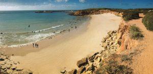 Cala del Aceite, Conil de la Frontera, Cádiz, playas, turismo