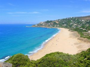 Zahara de los Atunes, Cádiz, playa, turismo