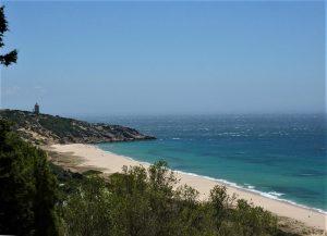 playa de los Alemanes, Zahara de los Atunes, Cádiz. turismo, playa