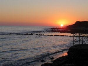 Playa de Los Lances, Tarifa, Cádiz, Turismo, deportes acuáticos