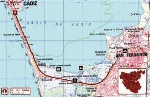 Ruta Sendero Bahía de Cádiz