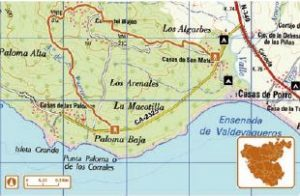 Ruta Sendero Los Algarbes - El Betijuelo Cádiz