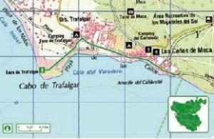 Ruta Sendero Cabo de Trafalgar - Caños de Meca Cádiz