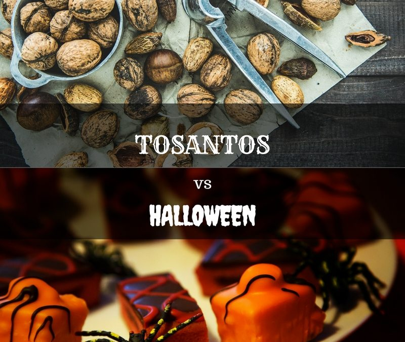 Tosantos vs. Halloween