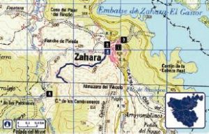 ruta sendero la bodega Cádiz