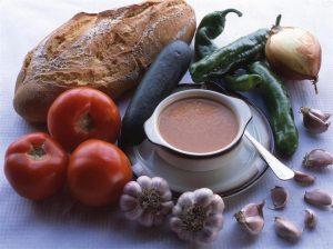 Gastronomia de la provincia de Cádiz