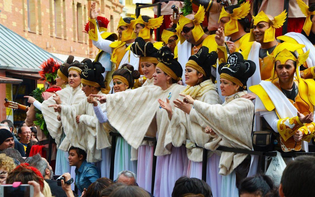 Carnaval de Cádiz… ¡de calidad!