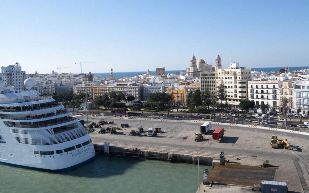 Turismo de Cruceros en la Provincia de Cádiz, un segmento fundamental