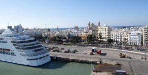 Crucero en Cádiz