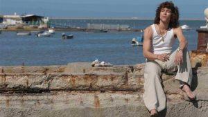 Oscar Jaenada en la película Camarón Cádiz