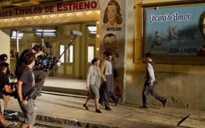 Cádiz, plató de Cine