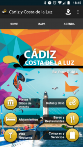 App Be Your Guide Cádiz