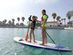 Paddle Surf en Novojet