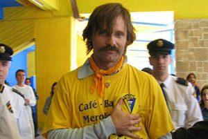 Viggo Mortensen en Estadio Jose Ramón de Carranza. FOTO: Portal Cadista