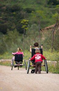 Vía Verde de la Sierra. FOTO: Fundación Vía Verde