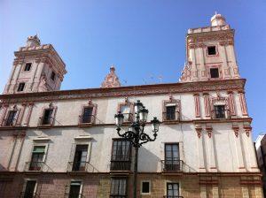 Casa de las Cuatro Torres, Cádiz