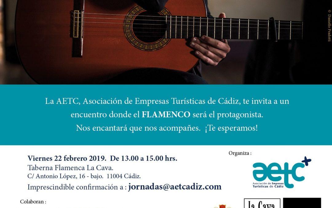 Evento Flamenco – AETC