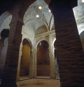 Baños Árabes del Alcázar de Jerez