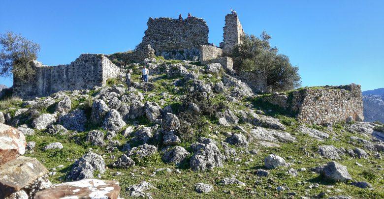 Castillo de Aznalmara la voz del sur