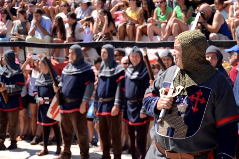 Fiesta de Moros y Cristianos Benamahoma