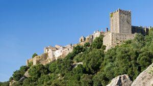 Castillo de Castellar. FOTO: Andalucía.org
