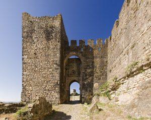 Castillo de Jimena de la Frontera FOTO Instituto Andaluz de Patrimonio Histórico