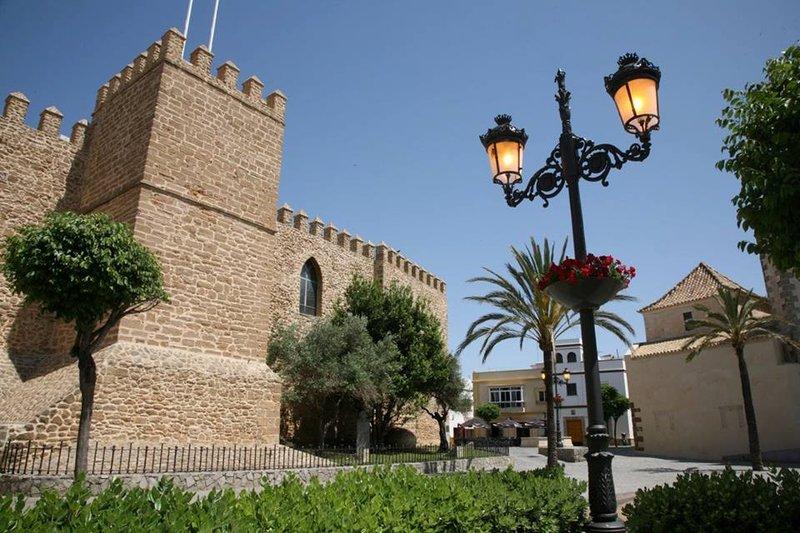 Castillo de Luna, Rota FOTO Turismo de Rota