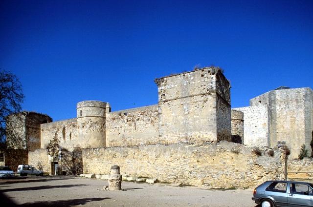 Castillo de Santiago en Sanlúcar FOTO IAPH