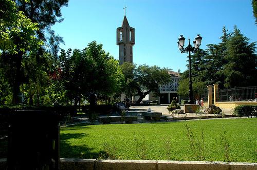 Plaza de Andalucía FOTO Diputación de Cádiz
