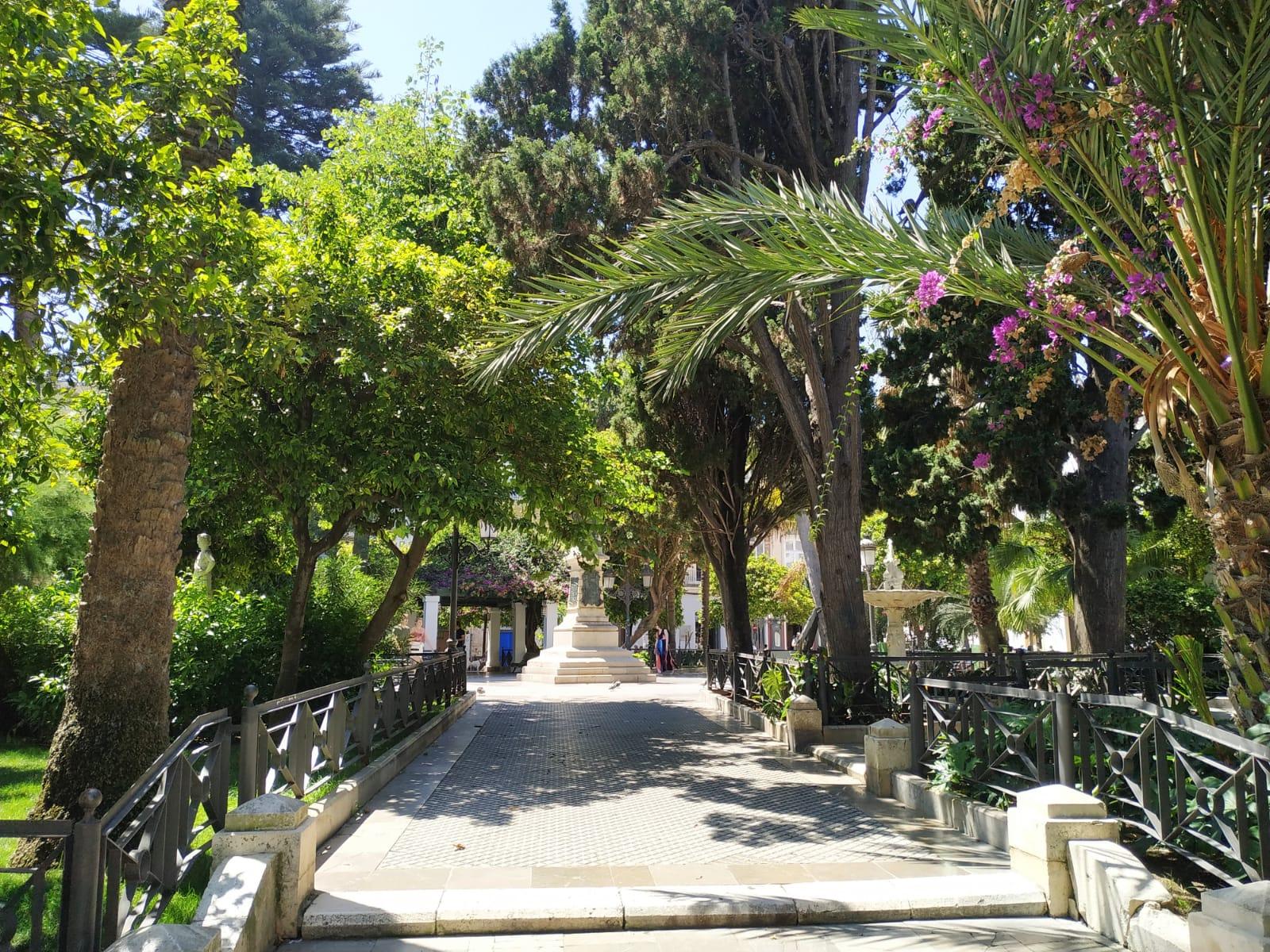 Plaza de Candelaria Cádiz