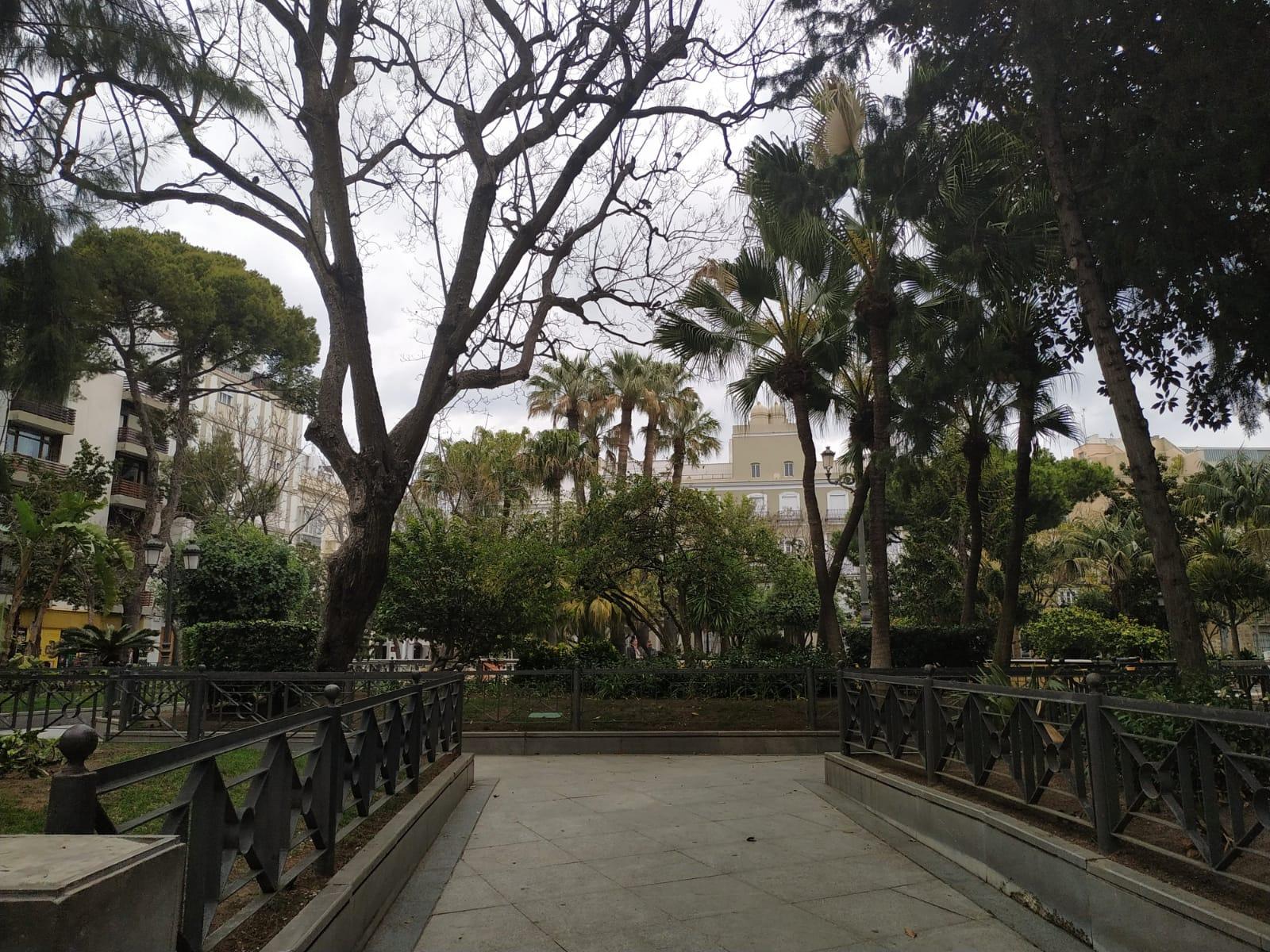 Plaza de Mina Cádiz