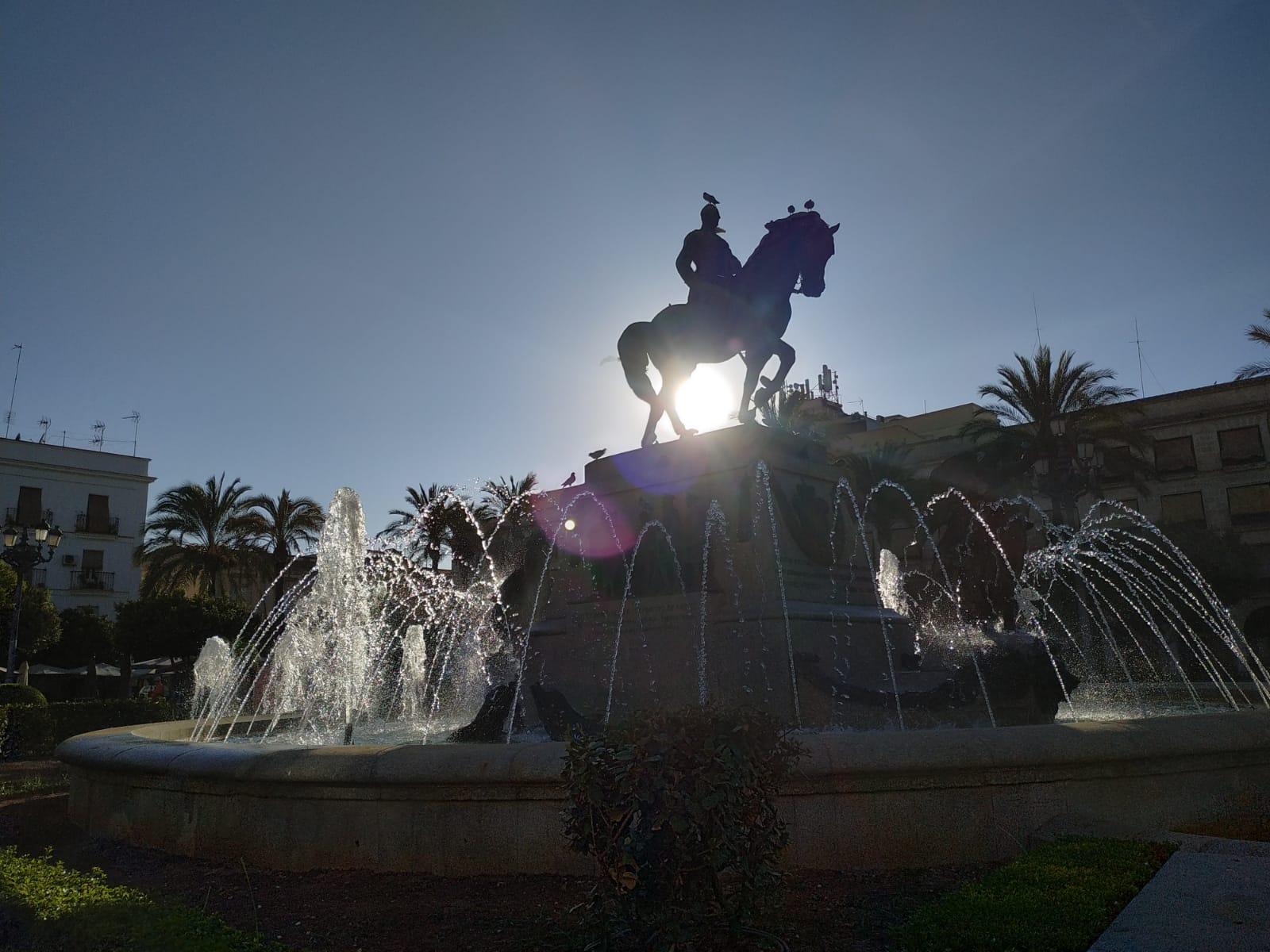 Plaza del Arenal Jerez de la Frontera
