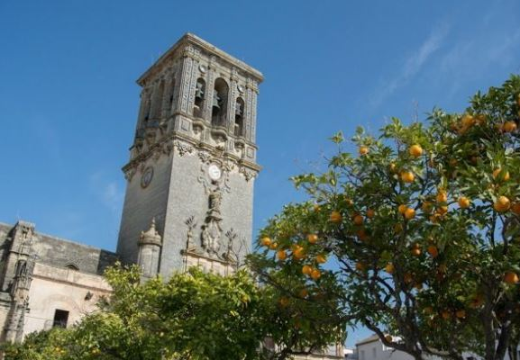 Plaza del Cabildo en Arcos de la Frontera FOTO Destino Cádiz