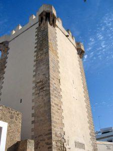 Torre de Guzmán FOTO Ayuntamiento de Conil de la Frontera