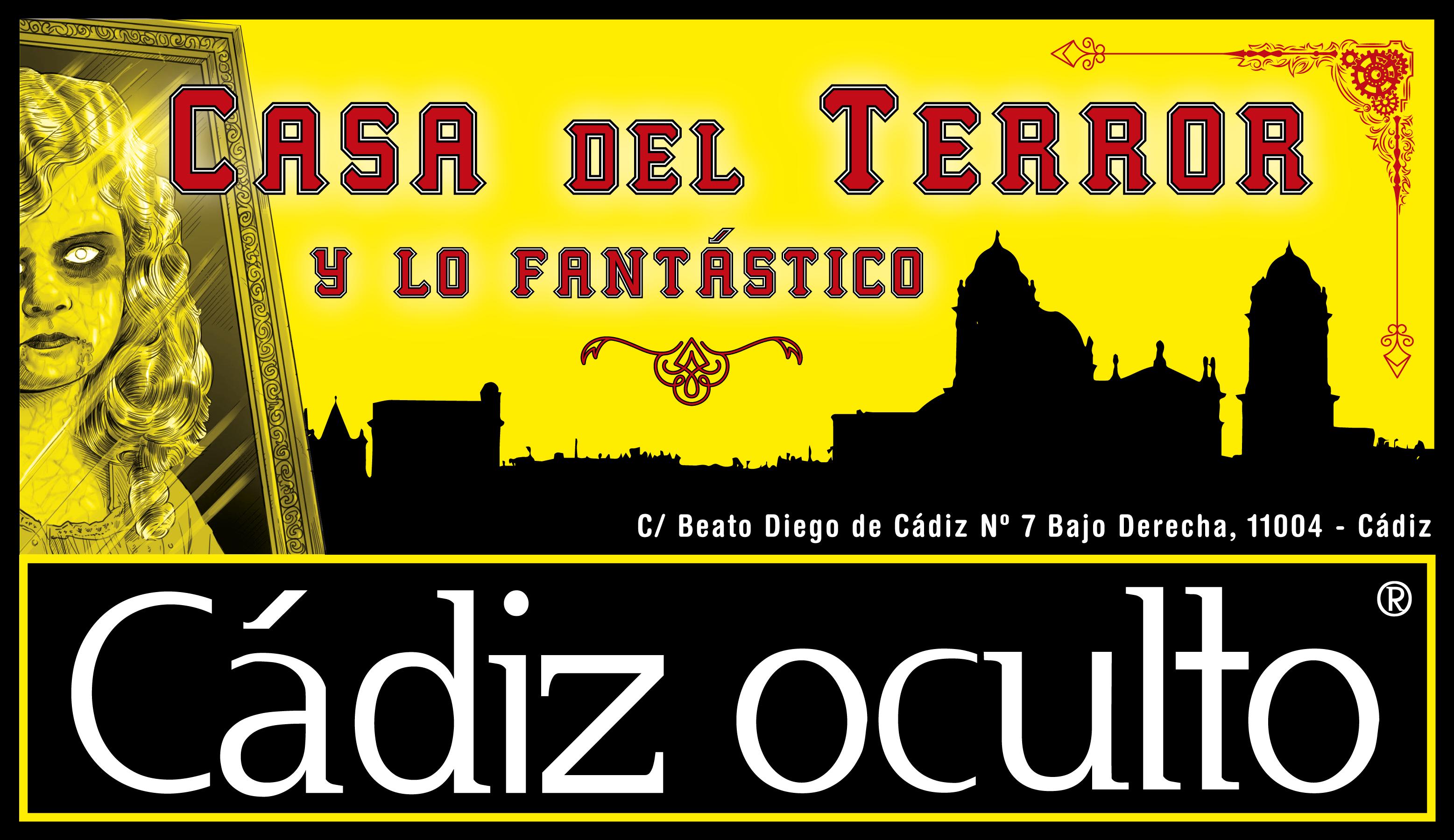 Casa del Terror y lo Fantástico - Cádiz Oculto