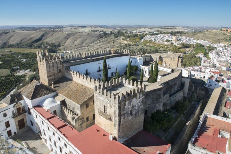 castillo de arcos turismo arcos