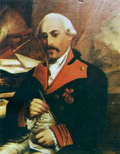 José Cadalso FOTO: Cervantesvirtual.com