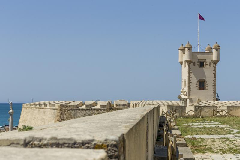 Puertas de Tierra FOTO Ayuntamiento de Cádiz