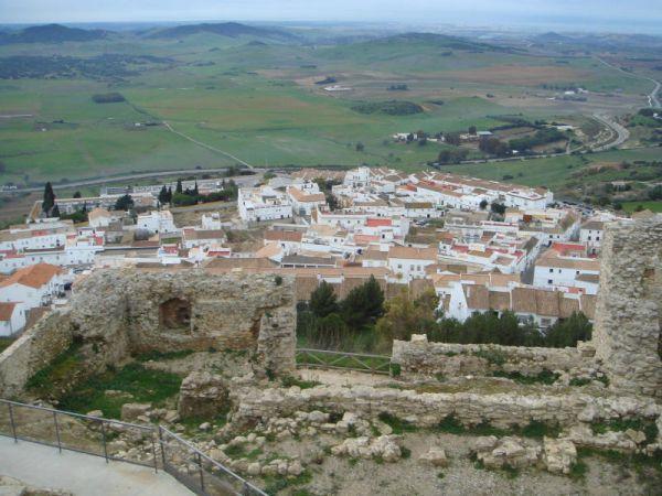 Vistas desde el Castillo de Medina Sidonia FOTO medinasidonia